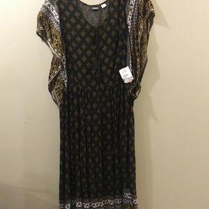 Simply Emma Dresses - Women's Plus Size 3X Dress
